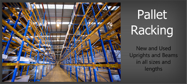 Warehouse Shleving Solutions: Pallet Racking