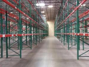 used pallet rack liquidation