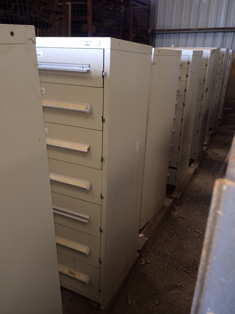 used vidmar cabinets for sale