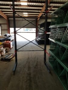 Heavy Duty Structural Cantilever Rack